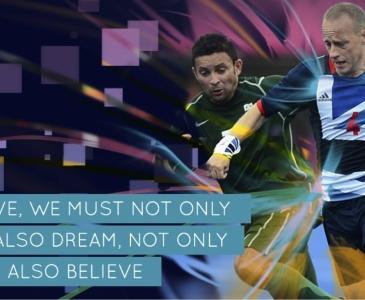 Dream It Believe It Achieve It